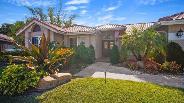 9664 W Lake Court, Boca Raton, FL 33434 (#RX-10709298) :: Dalton Wade