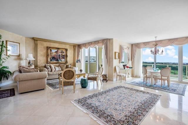 500 SE Mizner Boulevard A811, Boca Raton, FL 33432 (#RX-10709522) :: Baron Real Estate