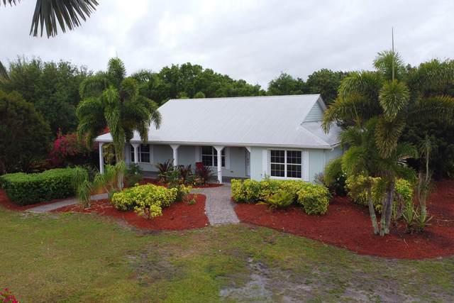 7698 Picos Road, Fort Pierce, FL 34945 (MLS #RX-10709795) :: The Paiz Group