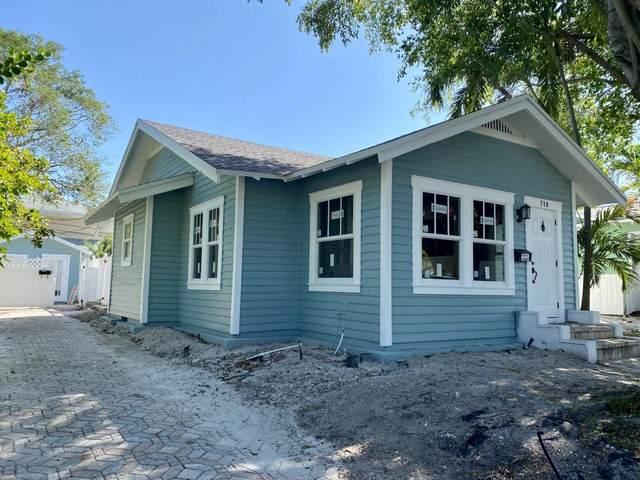 718 New Jersey Street, West Palm Beach, FL 33401 (#RX-10709919) :: Michael Kaufman Real Estate