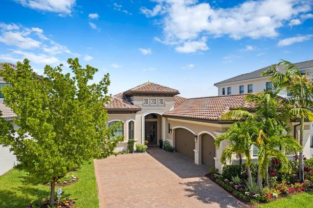 9783 Vitrail Lane, Delray Beach, FL 33446 (#RX-10709987) :: Michael Kaufman Real Estate