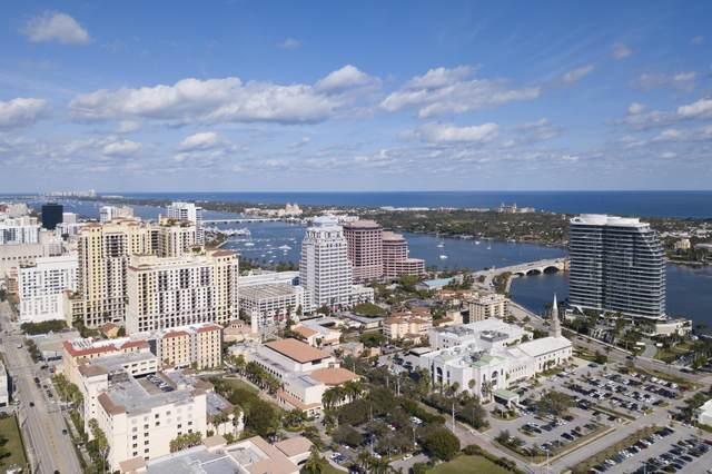 801 S Olive Avenue #611, West Palm Beach, FL 33401 (#RX-10710158) :: Michael Kaufman Real Estate