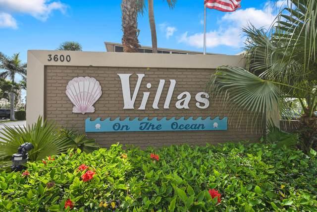 3600 N Ocean Drive #201, Riviera Beach, FL 33404 (#RX-10710170) :: DO Homes Group