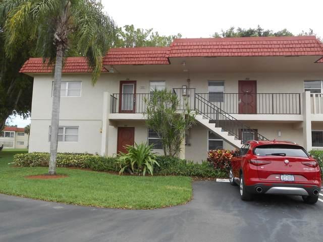 19 Abbey Lane #201, Delray Beach, FL 33446 (#RX-10710261) :: The Rizzuto Woodman Team