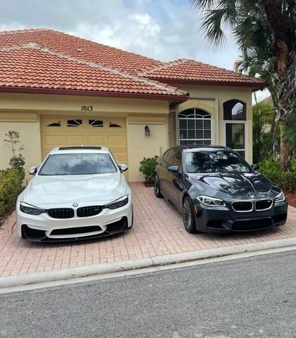 1013 Via Jardin, Riviera Beach, FL 33418 (#RX-10710276) :: Michael Kaufman Real Estate