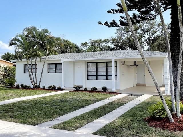 738 Evergreen Drive, Lake Park, FL 33403 (#RX-10710423) :: Baron Real Estate