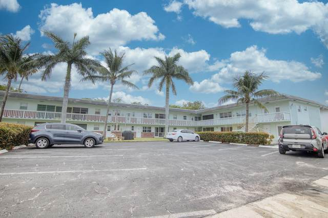 1401 N 12th Court 8A, Hollywood, FL 33019 (#RX-10710637) :: Treasure Property Group