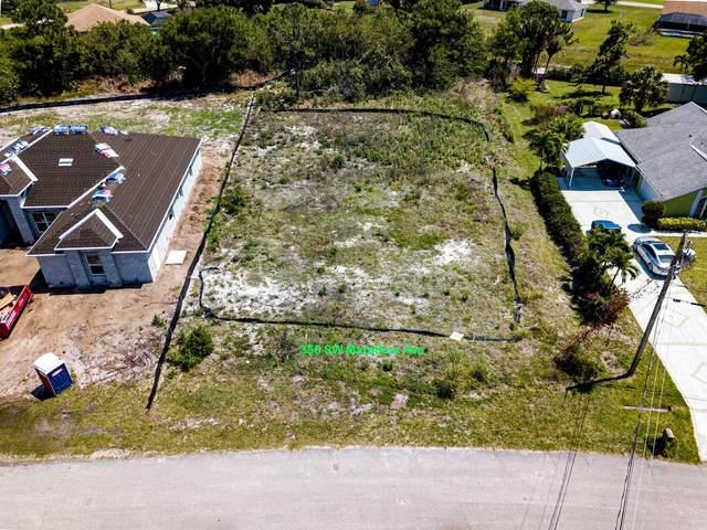 256 SW Marathon Avenue, Port Saint Lucie, FL 34953 (#RX-10710656) :: Michael Kaufman Real Estate