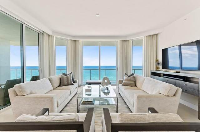 3730 N Ocean Drive 16-A, Singer Island, FL 33404 (#RX-10710755) :: Heather Towe | Keller Williams Jupiter