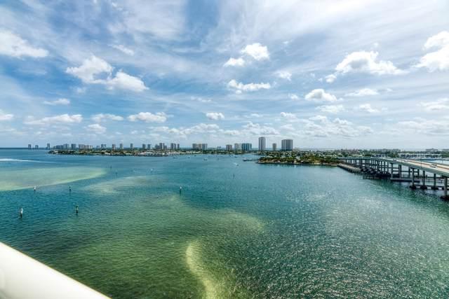 2640 Lake Shore Drive #1212, Riviera Beach, FL 33404 (#RX-10710862) :: Signature International Real Estate