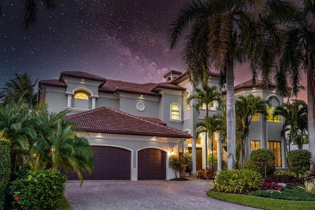 945 Banyan Drive, Delray Beach, FL 33483 (#RX-10710868) :: Michael Kaufman Real Estate