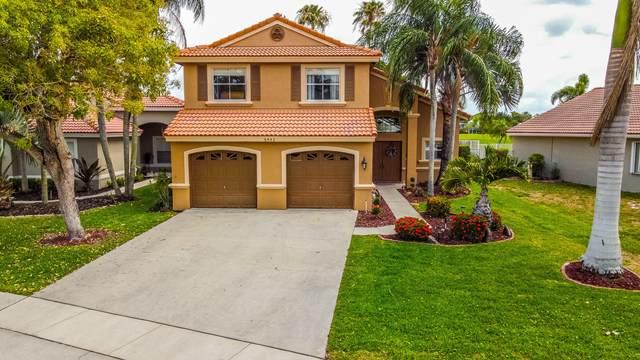 6443 Crooked Stick Court, Lake Worth, FL 33463 (#RX-10710891) :: Michael Kaufman Real Estate