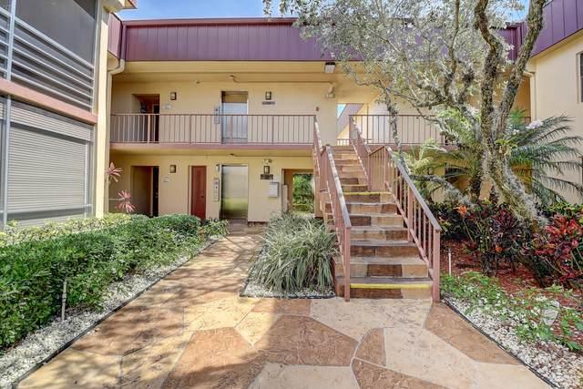 140 Capri C, Delray Beach, FL 33484 (#RX-10710995) :: Michael Kaufman Real Estate