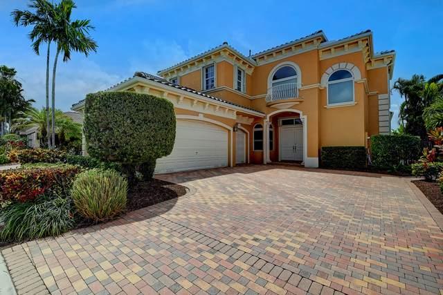 6172 Via Venetia N, Delray Beach, FL 33484 (#RX-10711018) :: Michael Kaufman Real Estate