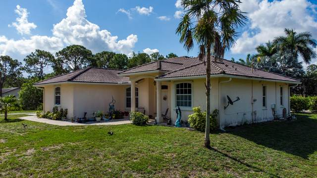 17222 78th Road N, Loxahatchee, FL 33470 (MLS #RX-10711108) :: Berkshire Hathaway HomeServices EWM Realty