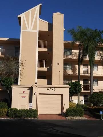 6795 Huntington Lane #308, Delray Beach, FL 33446 (#RX-10711608) :: Baron Real Estate