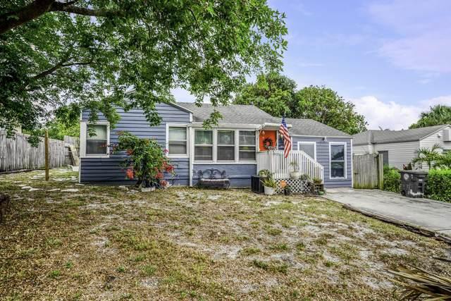 806 Hampton Road, West Palm Beach, FL 33405 (#RX-10711752) :: Michael Kaufman Real Estate
