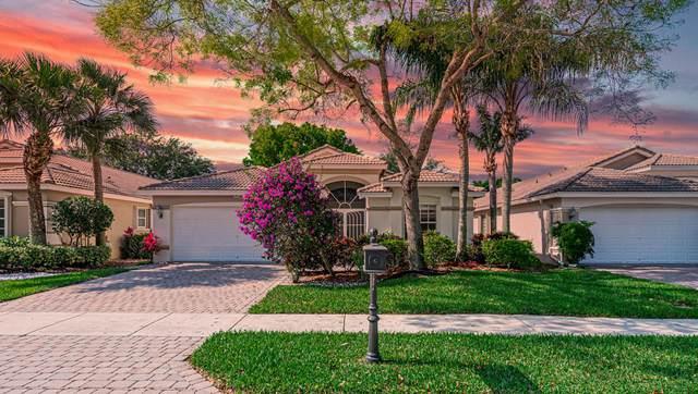 9870 Agnello Street, Lake Worth, FL 33467 (#RX-10711964) :: Posh Properties