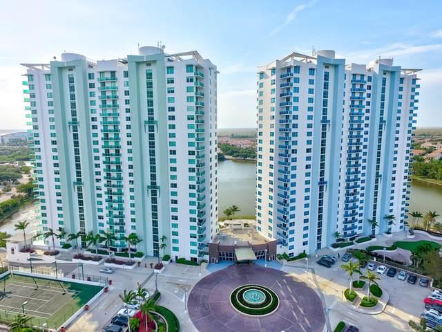2641 N Flamingo Road N #1208, Sunrise, FL 33323 (#RX-10711967) :: Baron Real Estate