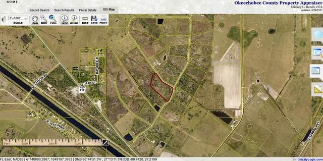 6688 SE 26th Trail, Okeechobee, FL 34974 (#RX-10712144) :: Posh Properties