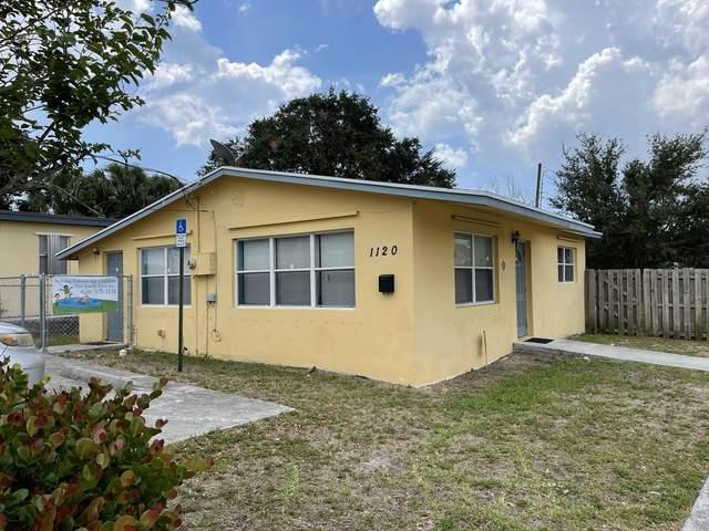 1120 13th Street, West Palm Beach, FL 33401 (#RX-10712341) :: Michael Kaufman Real Estate