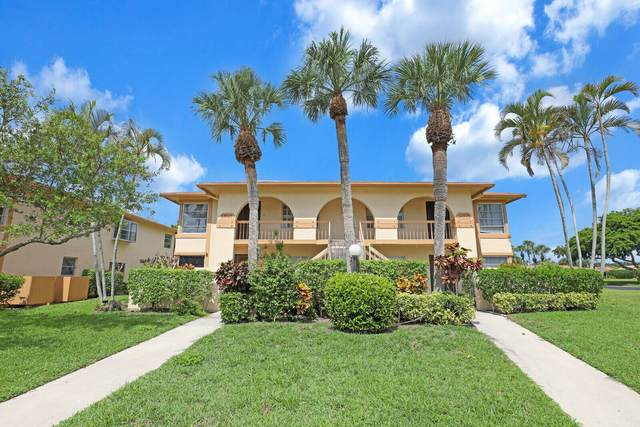 13921 Royal Palm Court B, Delray Beach, FL 33484 (#RX-10712435) :: The Rizzuto Woodman Team