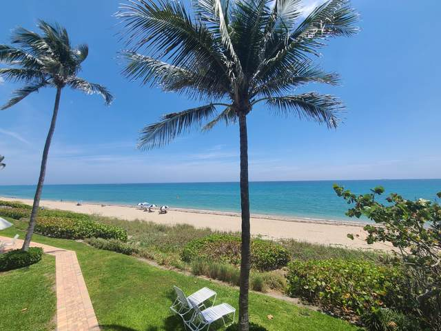 3851 N Ocean Boulevard #210, Gulf Stream, FL 33483 (#RX-10712520) :: Posh Properties