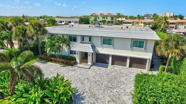 1019 Russell Drive A, Highland Beach, FL 33487 (#RX-10712653) :: Posh Properties