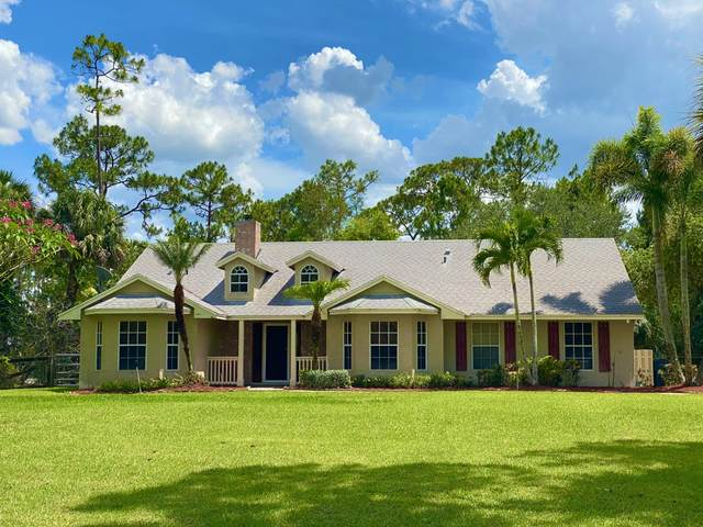 16662 89th Place N, Loxahatchee, FL 33470 (MLS #RX-10712693) :: Castelli Real Estate Services