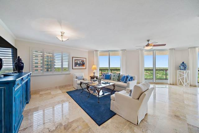 3610 Gardens Parkway 1005A, Palm Beach Gardens, FL 33410 (#RX-10712795) :: Signature International Real Estate