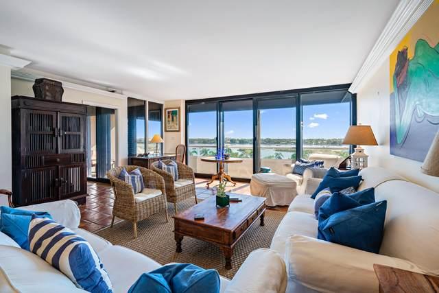 529 S Flagler Drive 6G, West Palm Beach, FL 33401 (#RX-10713019) :: Treasure Property Group