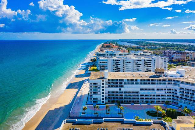 3546 S Ocean Boulevard #314, South Palm Beach, FL 33480 (#RX-10713122) :: Baron Real Estate