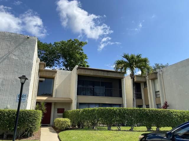 6561 Spring Bottom Way #233, Boca Raton, FL 33433 (#RX-10713186) :: DO Homes Group