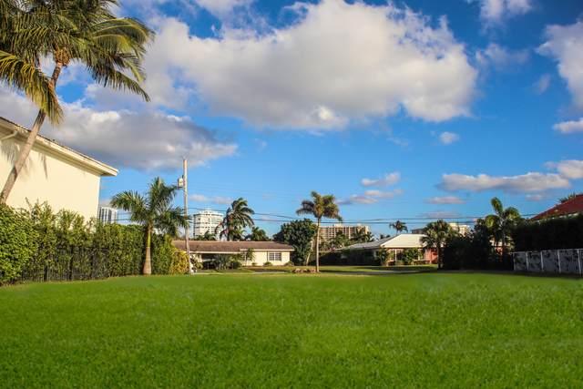 1725 Blue Water Ter Terrace N, Lauderdale By the Sea, FL 33062 (MLS #RX-10713188) :: Berkshire Hathaway HomeServices EWM Realty
