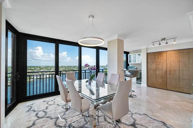 3912 S Ocean Boulevard #1115, Highland Beach, FL 33487 (MLS #RX-10713192) :: Castelli Real Estate Services