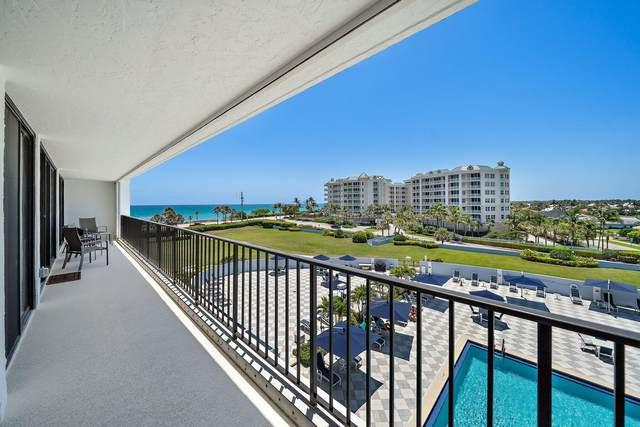 1300 S Highway A1a #408, Jupiter, FL 33477 (#RX-10713448) :: Baron Real Estate