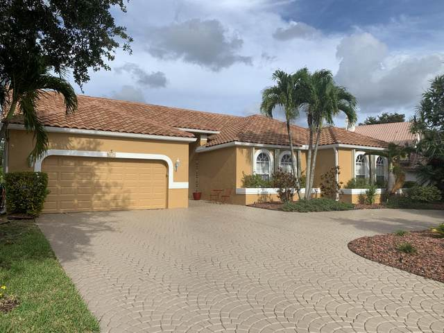 2129 Sea Pines Way, Coral Springs, FL 33071 (#RX-10713588) :: Michael Kaufman Real Estate