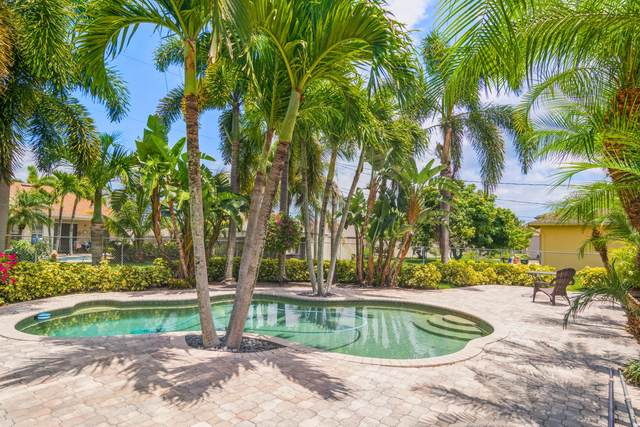 1725 SW Haylake Avenue, Port Saint Lucie, FL 34953 (#RX-10713724) :: Baron Real Estate