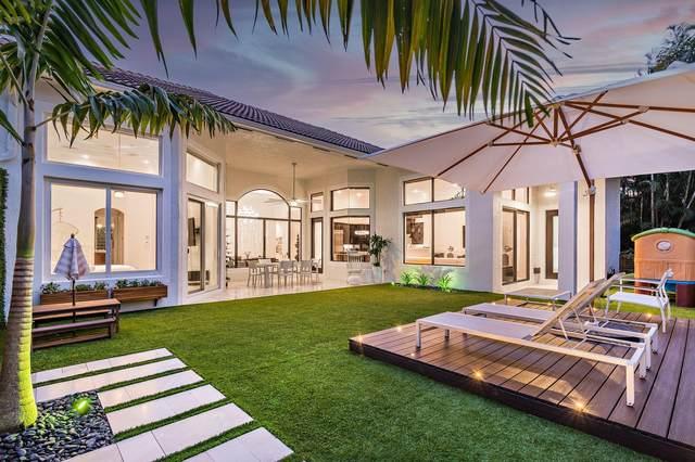 15986 Rosecroft Terrace, Delray Beach, FL 33446 (#RX-10713793) :: Michael Kaufman Real Estate