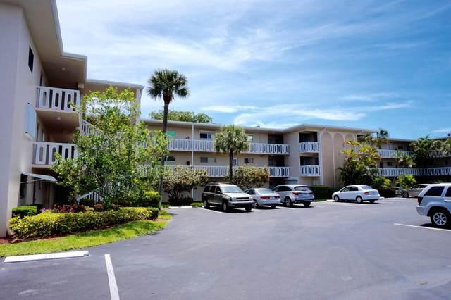 2566 S Garden Drive #311, Lake Worth, FL 33461 (#RX-10713830) :: Michael Kaufman Real Estate
