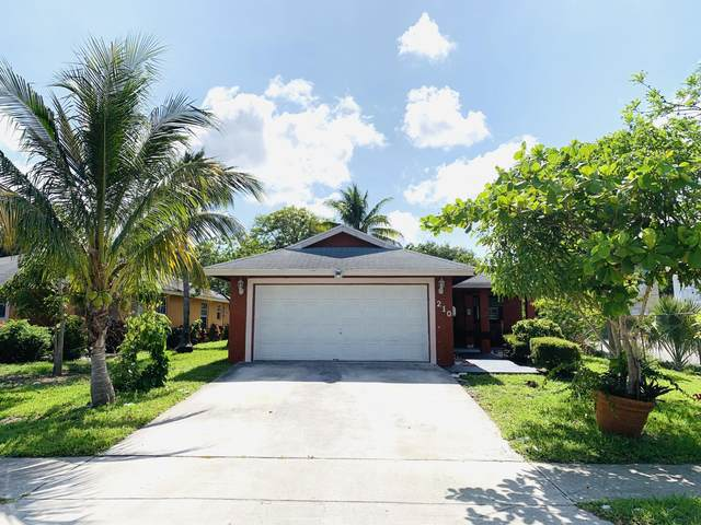 210 SE 1st Avenue, Delray Beach, FL 33444 (#RX-10714068) :: Michael Kaufman Real Estate