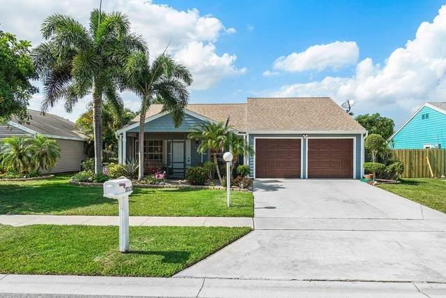 7715 Blairwood Circle S, Lake Worth, FL 33467 (#RX-10714073) :: Posh Properties