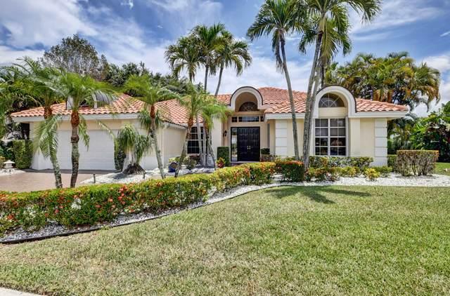 7644 Dorchester Road, Boynton Beach, FL 33472 (MLS #RX-10714093) :: Berkshire Hathaway HomeServices EWM Realty