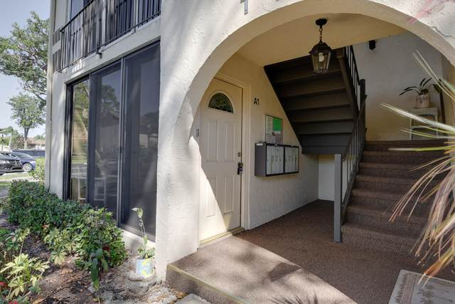 114 Lake Pine Circle A-1, Greenacres, FL 33463 (#RX-10714106) :: Michael Kaufman Real Estate