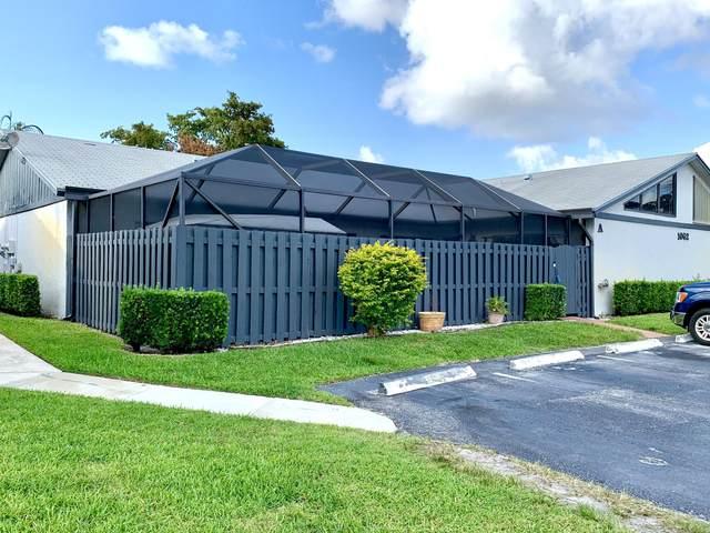1062 Summit Trail Circle A, West Palm Beach, FL 33415 (MLS #RX-10714187) :: Berkshire Hathaway HomeServices EWM Realty