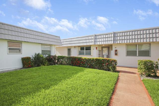 37 Valencia B, Delray Beach, FL 33446 (MLS #RX-10714253) :: Castelli Real Estate Services