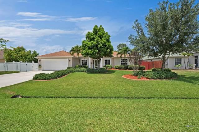 413 SW Nabble Avenue, Port Saint Lucie, FL 34953 (#RX-10714297) :: Michael Kaufman Real Estate