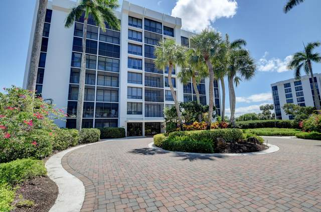 6845 Willow Wood Drive #3031, Boca Raton, FL 33434 (#RX-10714329) :: Baron Real Estate