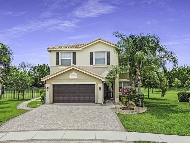 8237 Bergen Peak Terrace, Boynton Beach, FL 33473 (#RX-10714413) :: Posh Properties