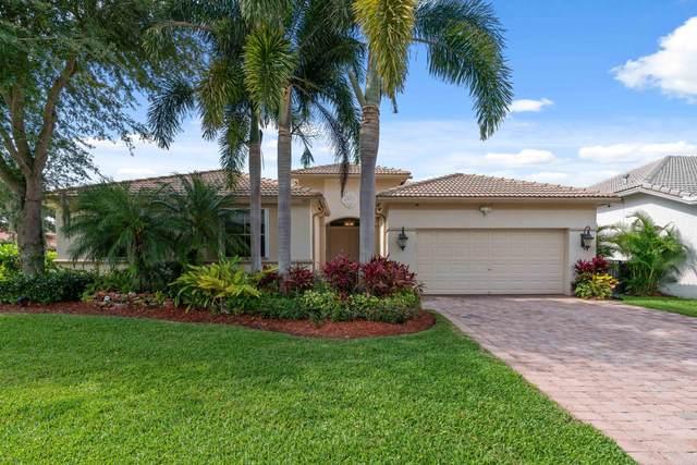 102 San Vincente Place, Palm Beach Gardens, FL 33418 (#RX-10714432) :: Michael Kaufman Real Estate
